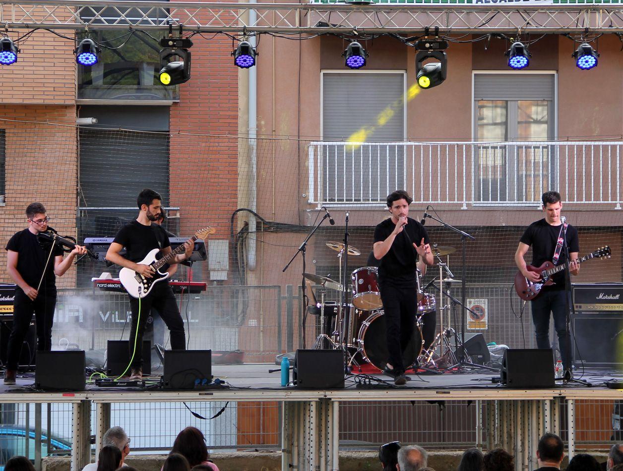 Concert del Grup Mater