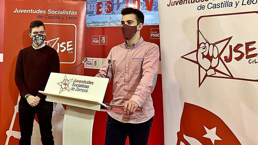 Así son las 70 propuestas de Juventudes Socialistas al Ayuntamiento de Zamora