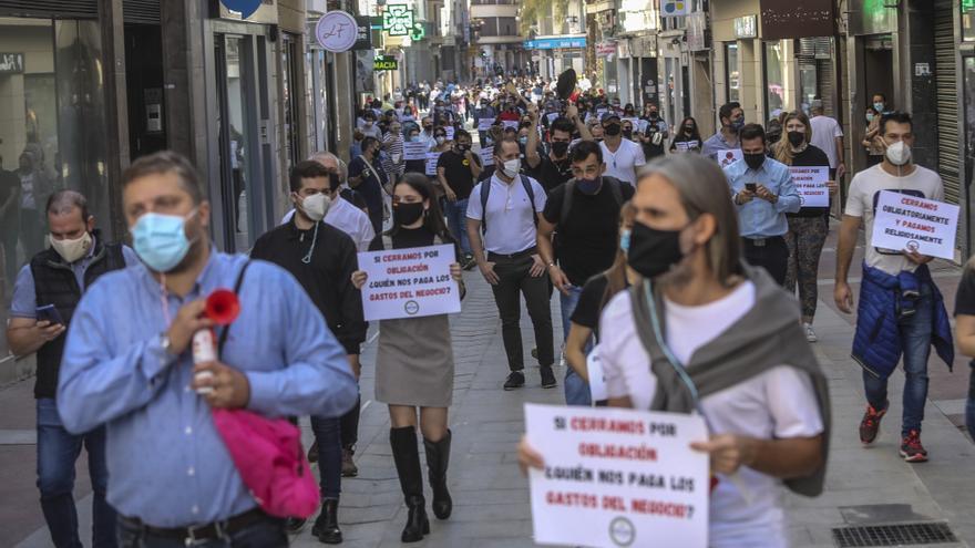Hosteleros de Elche critica que no se les haya tenido en cuenta a la hora de elaborar los presupuestos