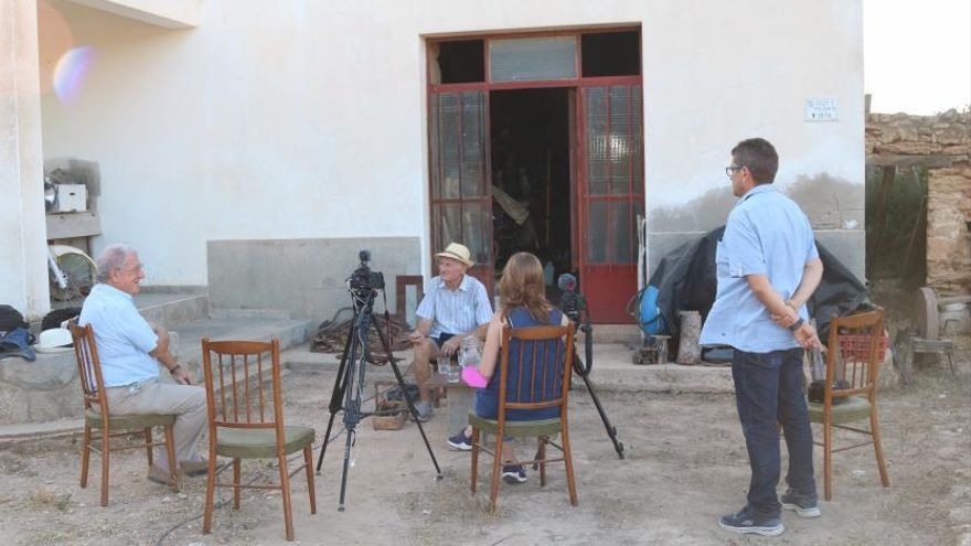 'Oficis de sa pagesia', un documental para recordar oficios olvidados en Sant Agustí