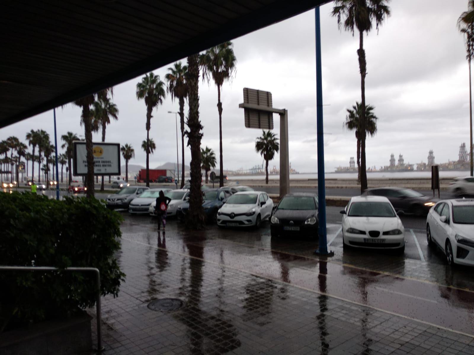 Tiempo en Gran Canaria (21/10/2020)