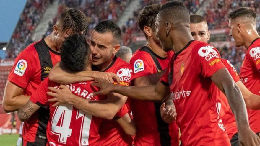LaLiga 123: Los goles del Mallorca - Albacete (2-0)