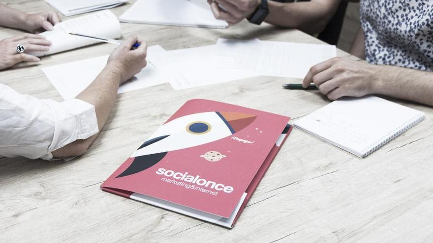 SocialOnce Marketing&Internet