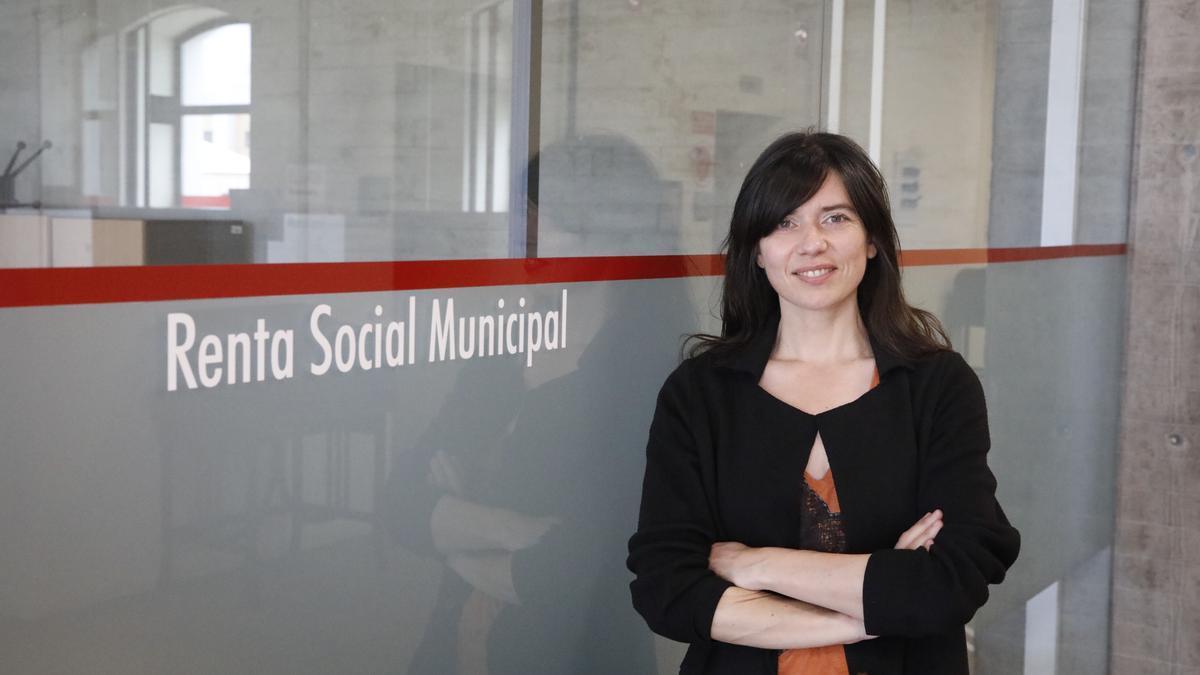 Laura Tuero.