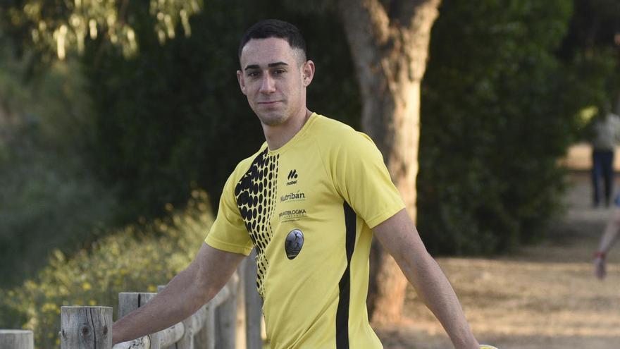 Sergio López, convocado para el Mundial de relevos