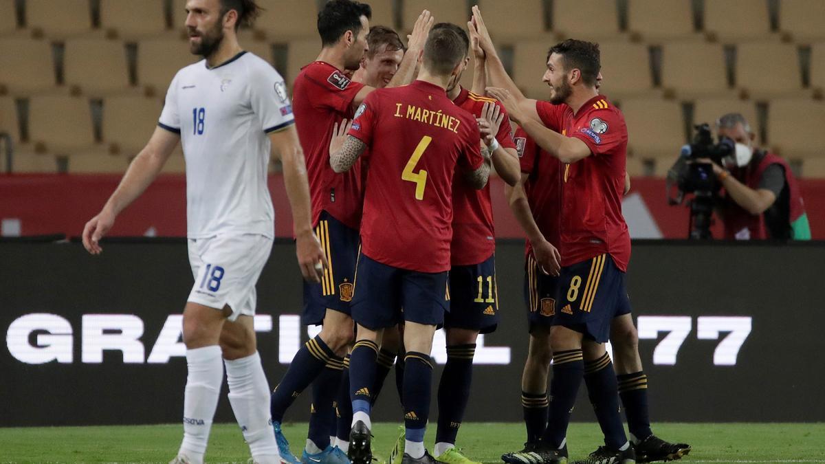 Clasificación Mundial de Catar | España - Kosovo