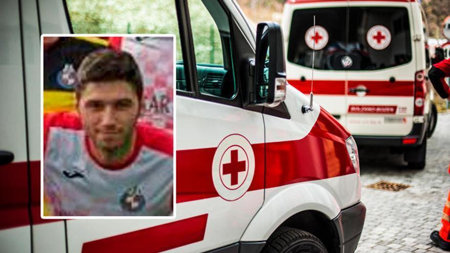 Muere un joven de 27 años aplastado por un palé de 1.000 kilos en Gijón