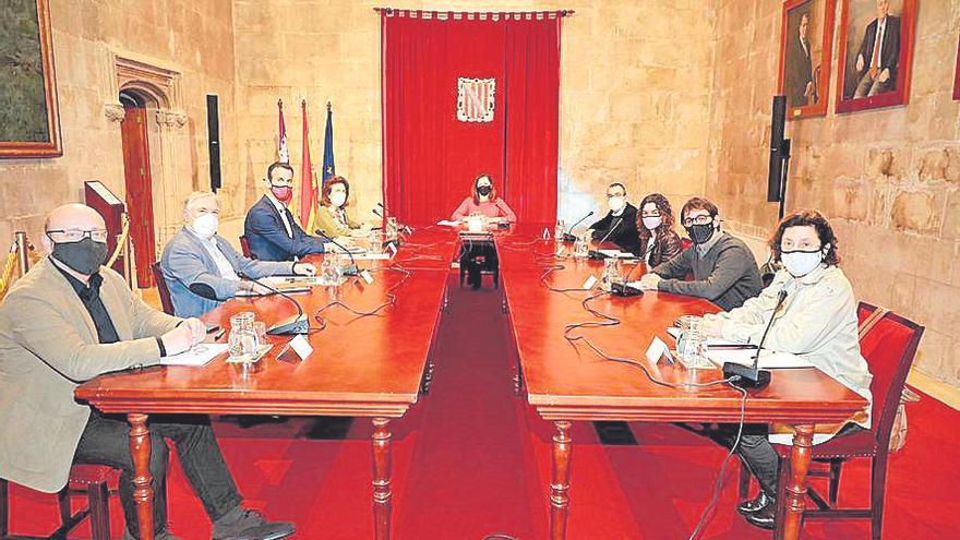 La desescalada recupera el consenso de patronales y sindicatos de Baleares