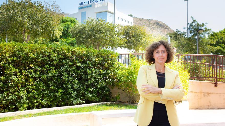 Vithas nombra a Victoria Verdú directora territorial de la Comunidad Valenciana y Cataluña