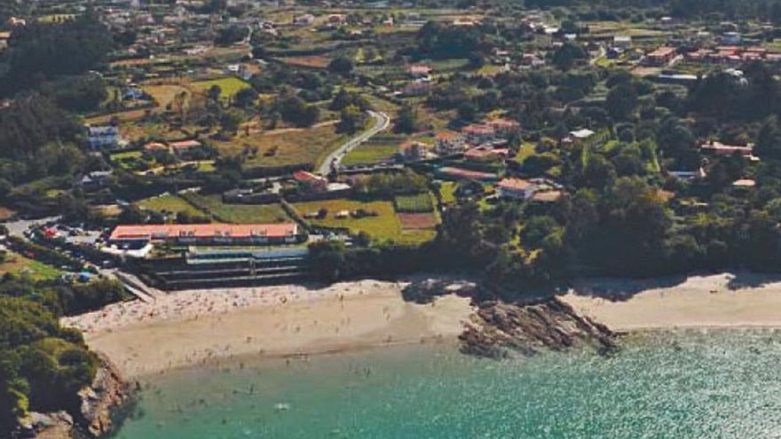 Sada plantea reubicar los 'campings' de San Pedro y Cirro y crear cinco zonas de aparcamiento en Veigue