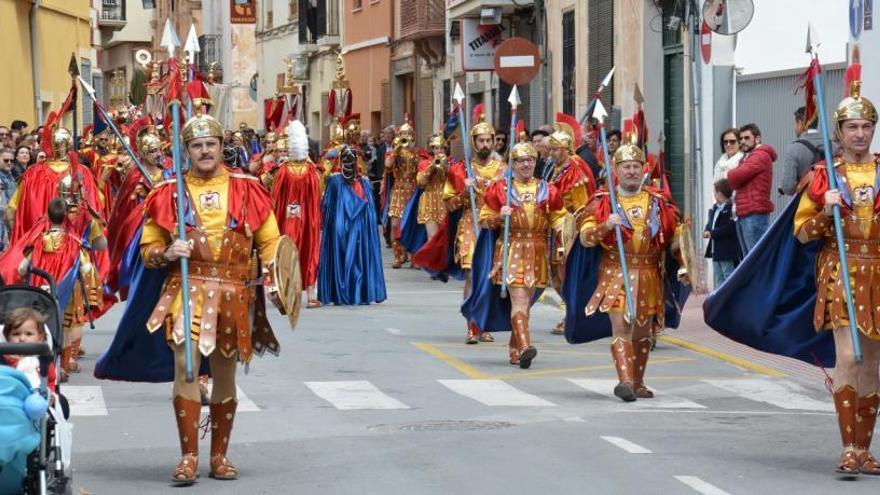 La Centuria Romana de Pinoso a la conquista de Madrid