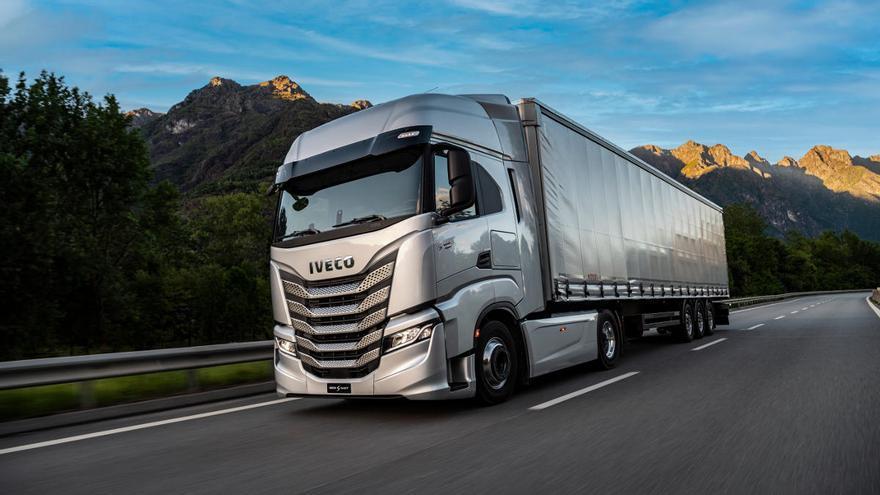 Nuevo Iveco S-Way: más eficiente y 100% conectado