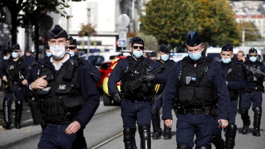 Al menos tres muertos en un ataque terrorista en una iglesia de Niza