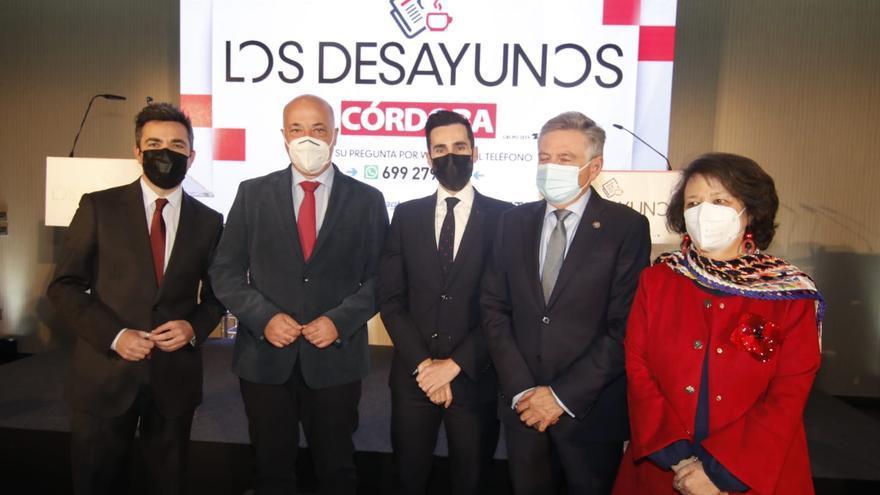 Desayunos de Diario CÓRDOBA - Presidente de la Audiencia Provincial de Córdoba