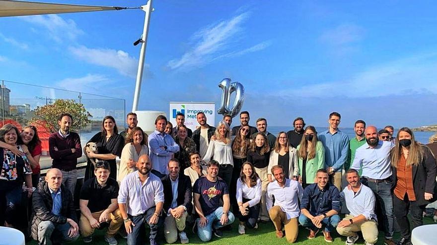 Triunfar en el nicho del 'big data' desde A Coruña