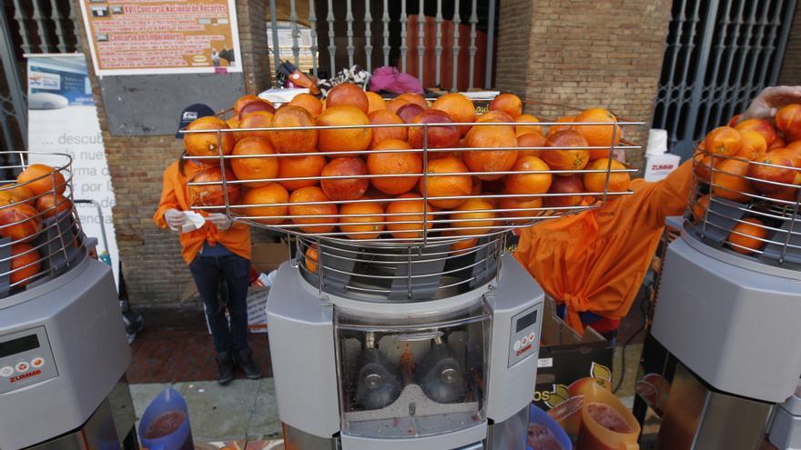 Ava-Asaja valora la rectificación de Consumo sobre la subida del IVA al zumo de naranja