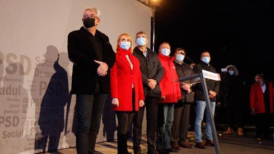 Los socialdemócratas ganan las legislativas en Rumanía con el 99% del voto escrutado