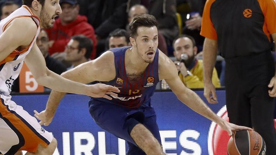 El Barça y Heurtel rescinden su contrato