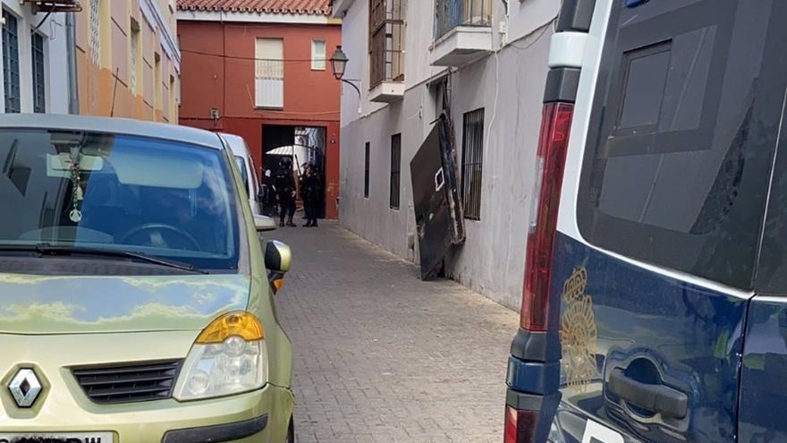 La Junta recupera 18 viviendas ocupadas ilegalmente en El Perchel