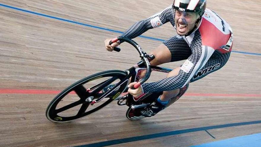Un ciclista sin límites
