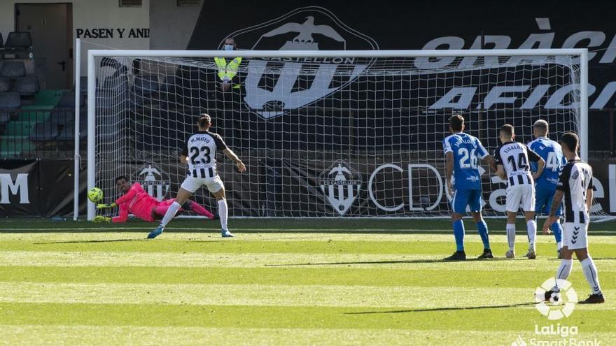 Triunfo clave del Tenerife en Castellón (0-1)