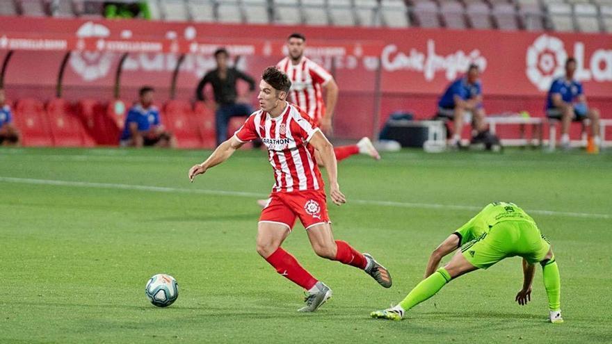 Espanya sub-21 convoca Valery per jugar a Macedònia el 3 de setembre