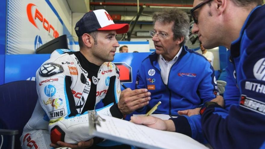 "Héctor Barberá ""asciende"" al Mundial de Superbikes"