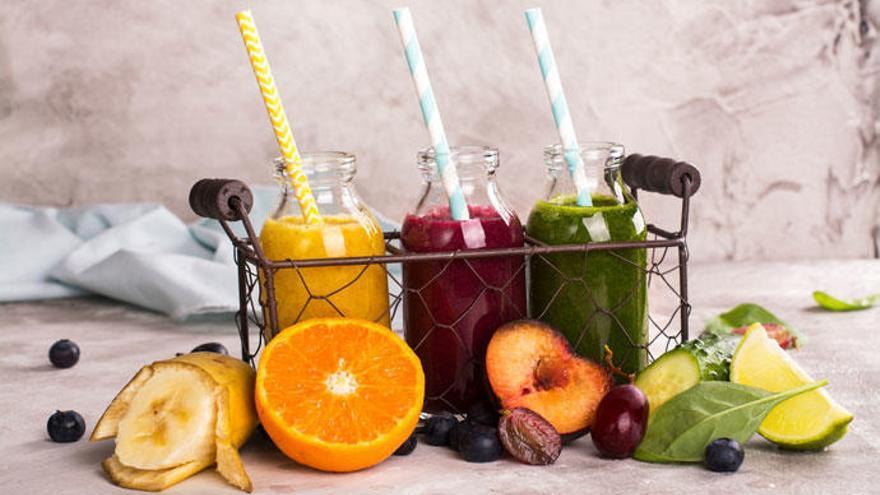 Dieta sana: Tres bebidas detox para depurar el organismo