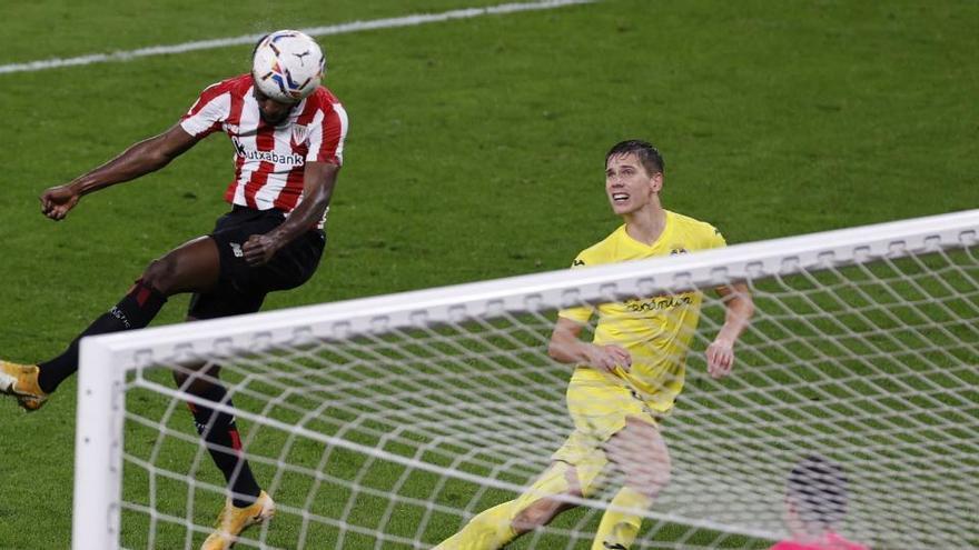 El Villarreal salva un punto del acoso del Athletic en San Mamés