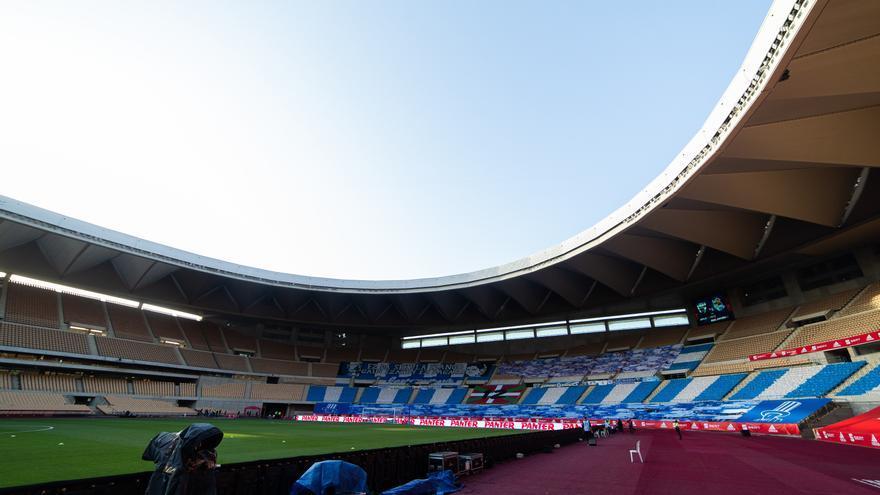 La RFEF propone Sevilla como sede de la Eurocopa si Bilbao acaba cayendo