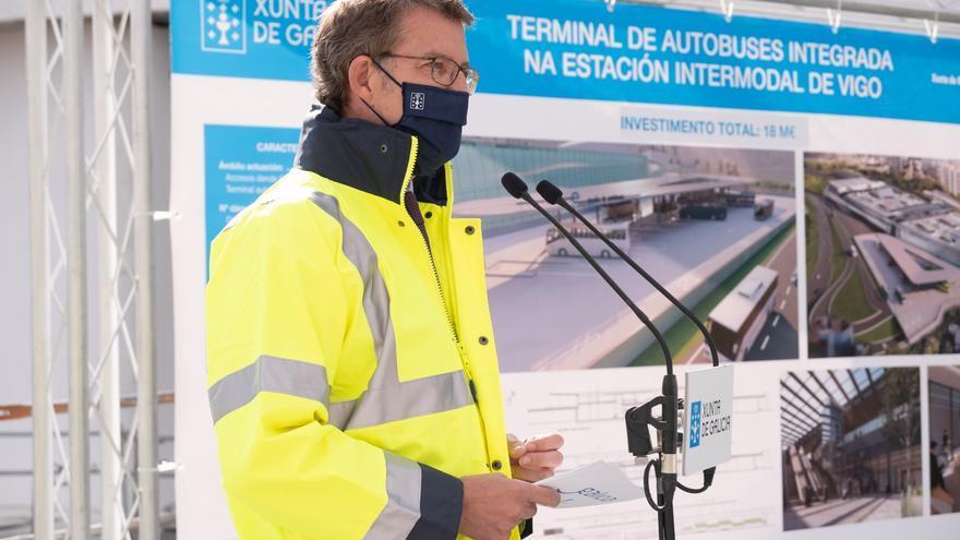 Galicia pedirá que su certificado de vacunación sea tan válido como una PCR para viajar