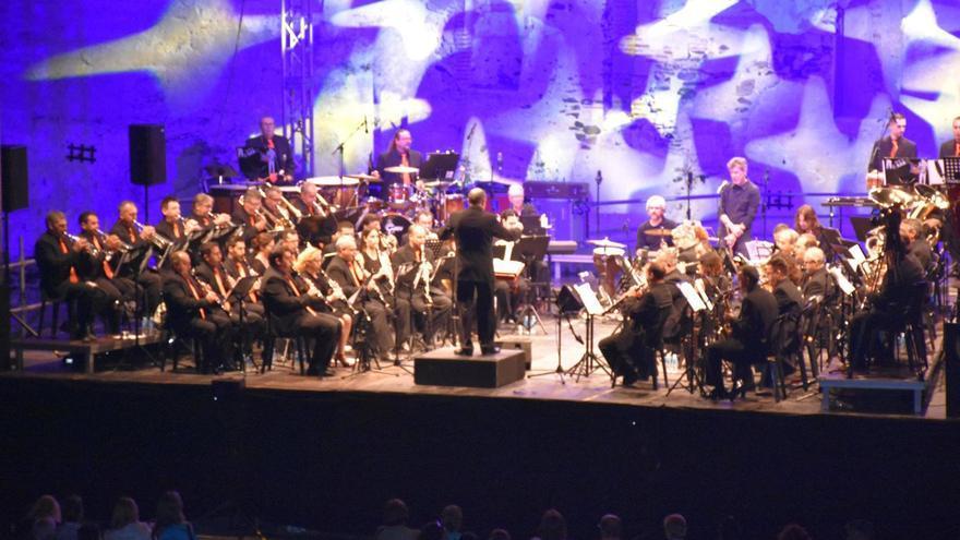 Concierto de la Banda Municipal de Música. Día de la Constitución