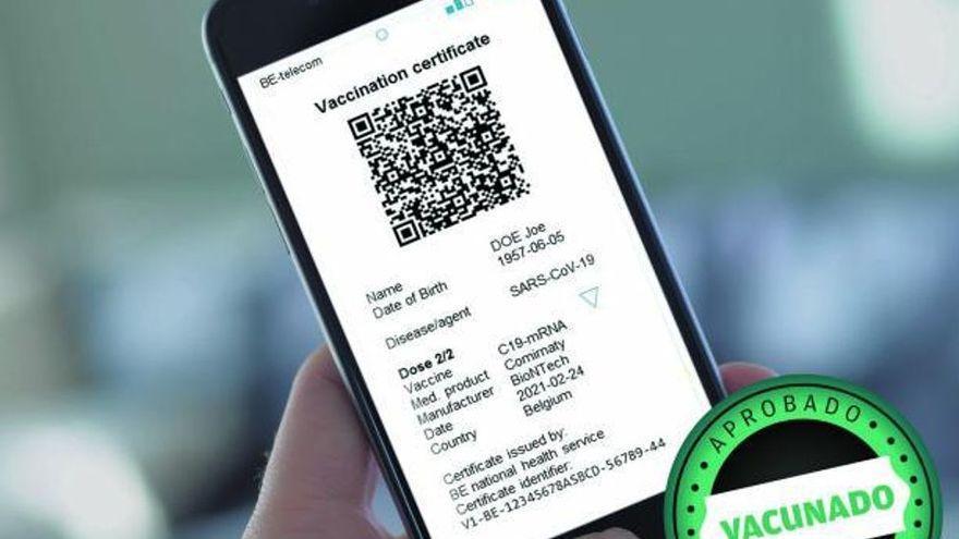 Canarias es una de las comunidades que más ha expedido pasaportes digitales covid