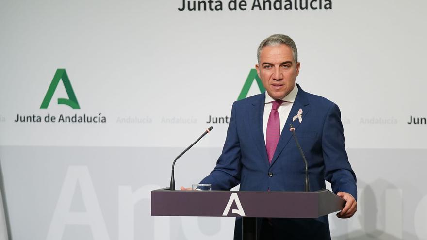 """Elías Bendodo reclama de manera """"urgente"""" la convocatoria de la Conferencia Sectorial de Empleo"""