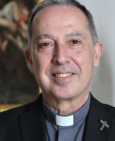 Fernando Valera, obispo de la diócesis de Zamora