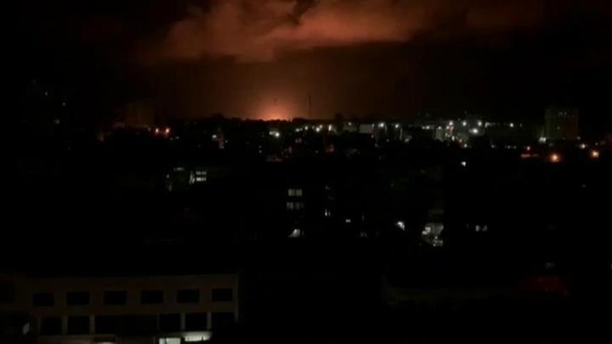 Israel bombardea la Franja de Gaza tras recibir ataques con cohetes palestinos