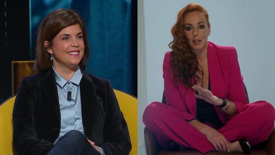 Samanta Villar reaparece en Telecinco como colaboradora del documental de Rocío Carrasco