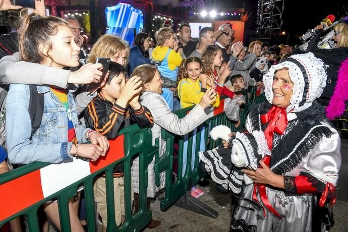 01-03-20  LAS PALMAS DE GRAN CANARIAS. CIUDAD. LAS PALMAS DE GRAN CANARIA. Entierro de la Sardina.    Fotos: Juan Castro.
