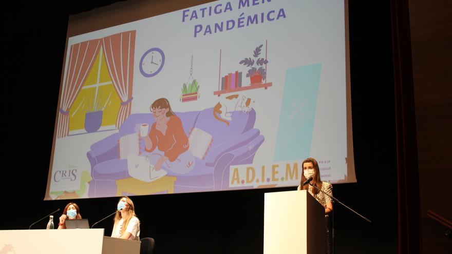 Ontinyent aborda la relación entre la fatiga pandémica y la salud mental