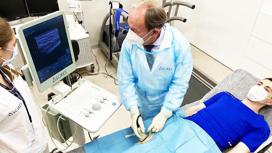 Plasma y ácido hialurónico, terapias regenerativas para lesiones deportivas