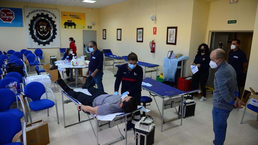 """En Plasencia: """"Donar sangre es más necesario que nunca"""""""