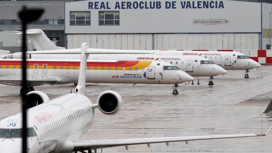 Air Nostrum sella la paz con sus pilotos tras las dos huelgas del último año
