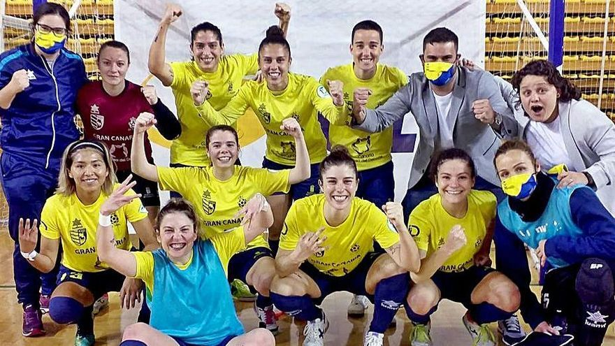 Triunfo vital del Teldeportivo en tierras gallegas