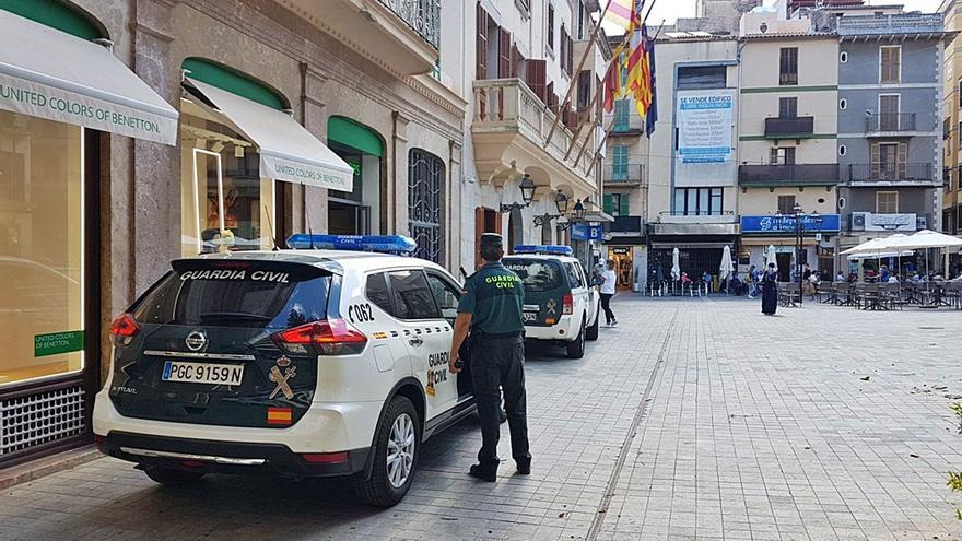 Detenido por robar en una casa en Inca