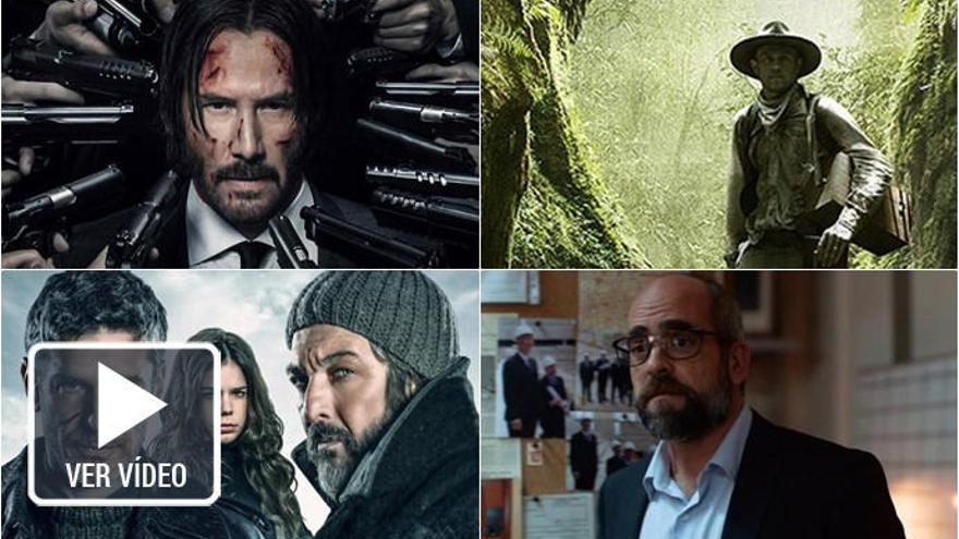 Diez películas para disfrutar de la Fiesta del cine 2017