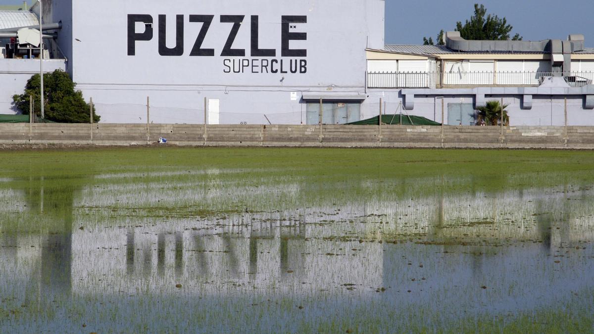 Puzzle fue una de las discotecas míticas de la Ruta