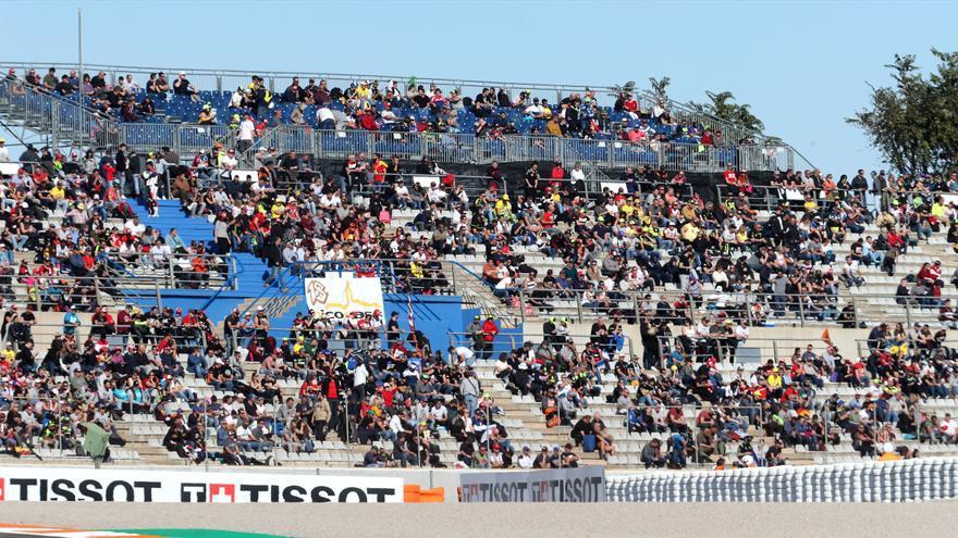 Cheste pondrá a la venta más entradas para el GP de la Comunitat Valenciana