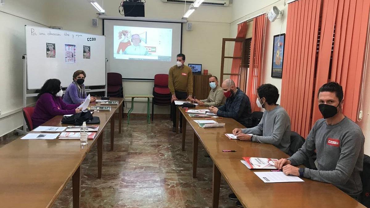 CCOO critica el impacto del decreto de escolarización en los colegios rurales de Córdoba