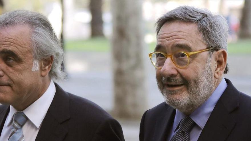 Serra defiende la legalidad de los aumentos de sueldo a la cúpula de CatalunyaCaixa