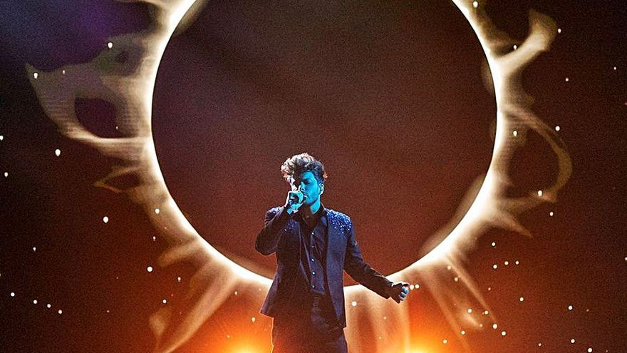 España apuesta por una balada para Eurovisión